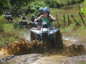 ATV Tour Negril & Rick Cafe Combo Tour Package