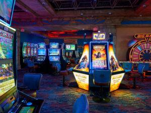 Coral Cliff Gaming Lounge, Hip Stripe, Montego Bay, Jamaica