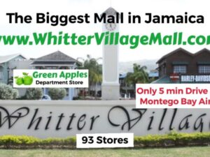 Whitter Village Shopping Mall  & Craft Market Shopping Tour, Ironshore, Montego Bay, Jamaica