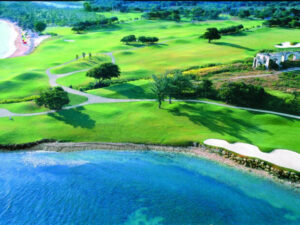 Cinnamon Hill Golf Course at Rose Hall, Montego Bay, Jamaica