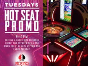 Mosino Gaming Bar and Grill, Catherine Hall, Montego Bay, Jamaica