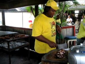 Pork Pit Bar & Grill, Gloucester Ave, Montego Bay, Jamaica