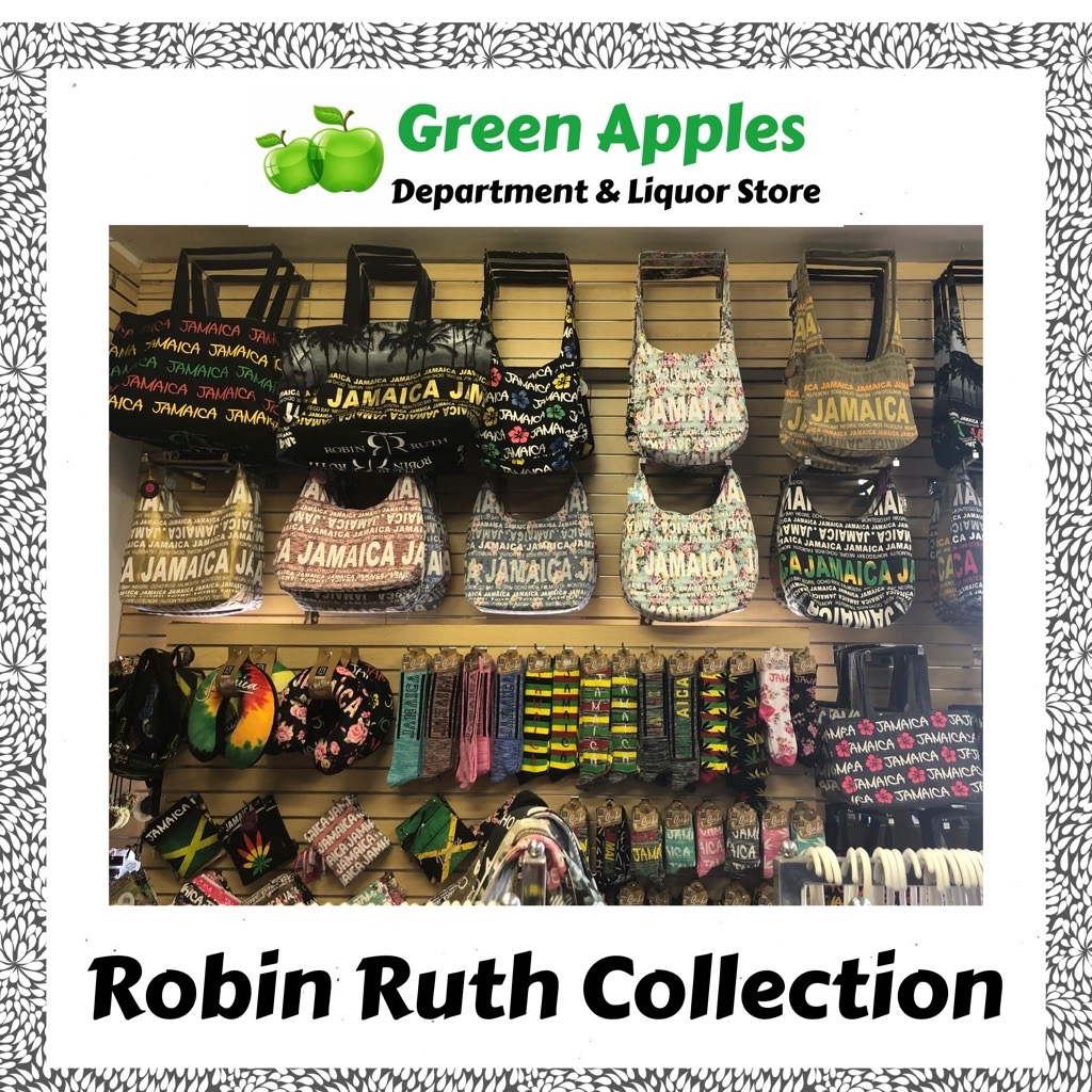 Jamaican Robin Ruth Collection