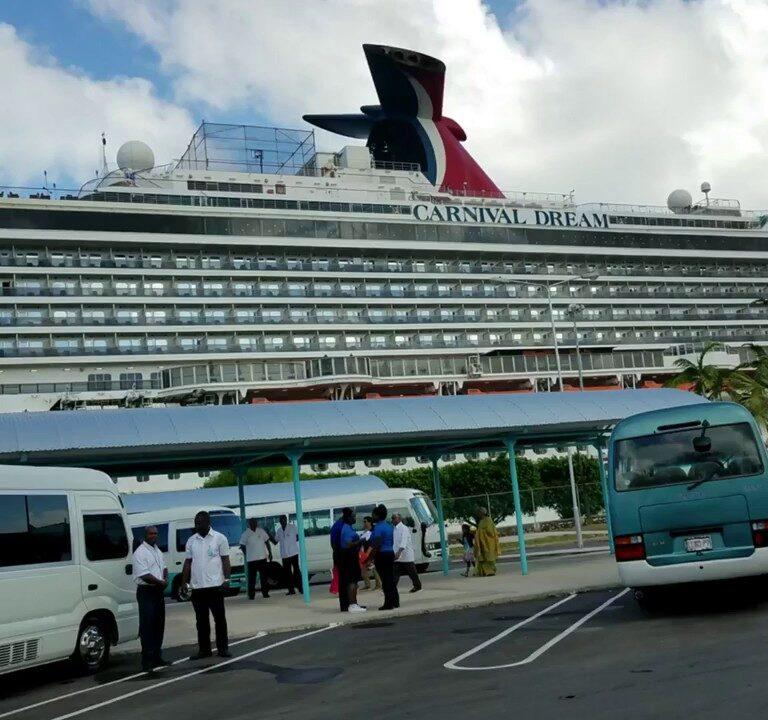 Cruise Ship Port Montego Bay