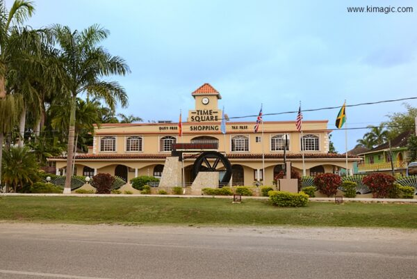 Time Square Mall Negril