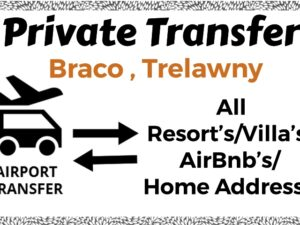 Braco Trelawny Airport Private Transfer