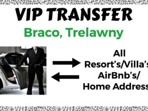 Round Trip VIP Transfer From Sangster International Airport Montego Bay to All Resorts/Villas/AirBnb/Home in Braco, Trelawny, Jamaica