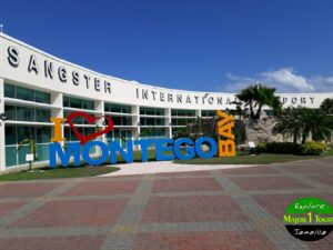 Round Trip Shared Transfer from Sangster International Airport, Montego Bay to All Resort's/Villa's/Airbnb's in Jamaica