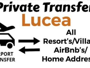 Round Trip Private Transfer From Sangster International Airport Montego Bay to All Resorts/Villas/AirBnb/Home in Lucea, Hanover, Jamaica
